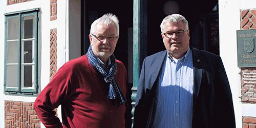 Bürgerverein Jork lädt zur Talkrunde mit Matthias Riel ein