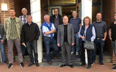 Bürgerverein Jork und Freie Wählergemeinschaften im regelmäßigen Austausch