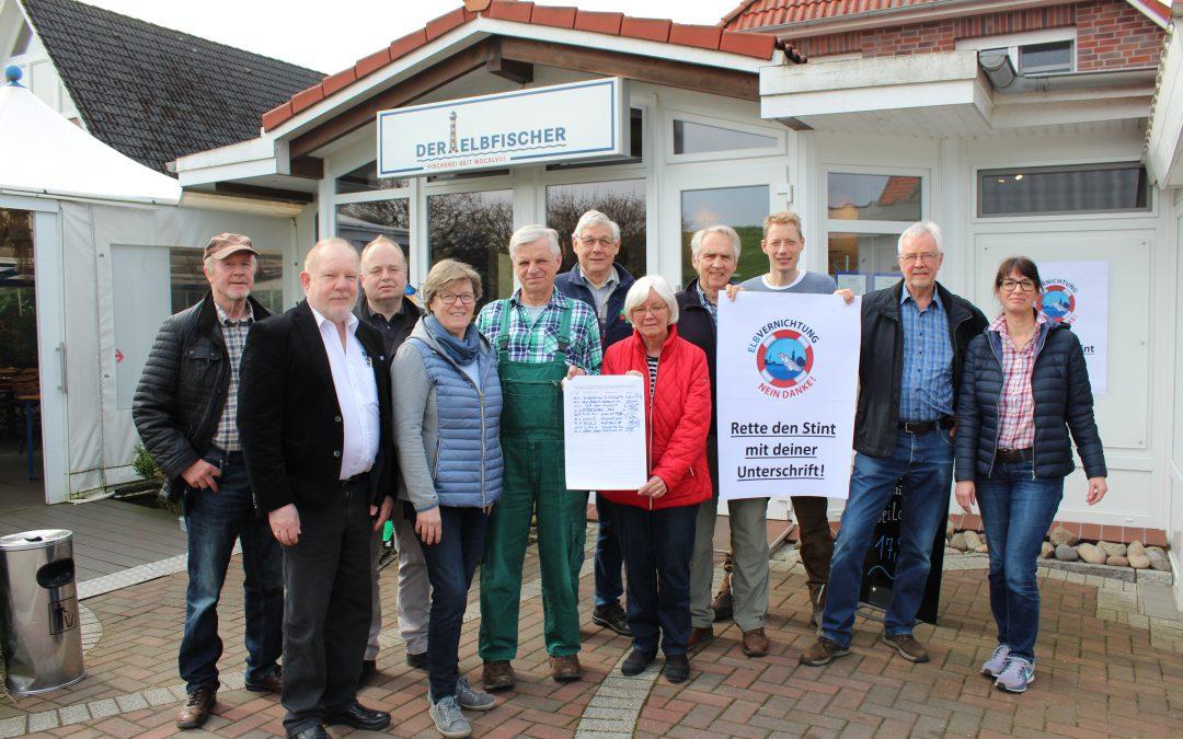 Rette den Stint – BÜRGERVEREIN unterstützt Petition
