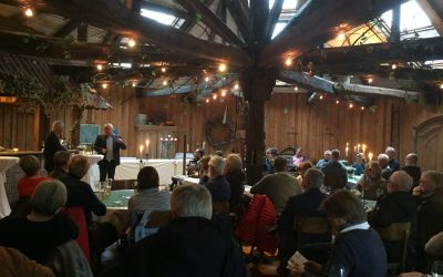 Bericht zur Talkrunde mit dem Bürgermeisterkandidaten